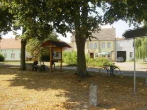 Dorfplatz - Backofenberg