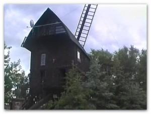 Mühle in Strodehne Gahlberg